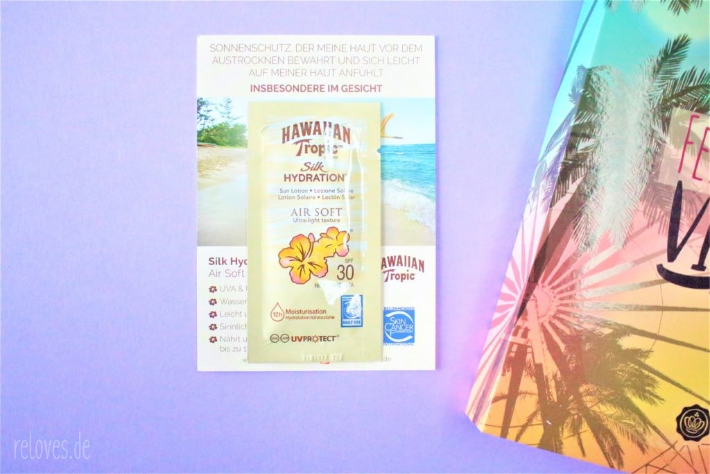 Hawaiian Tropic Sonnencreme - Goodie