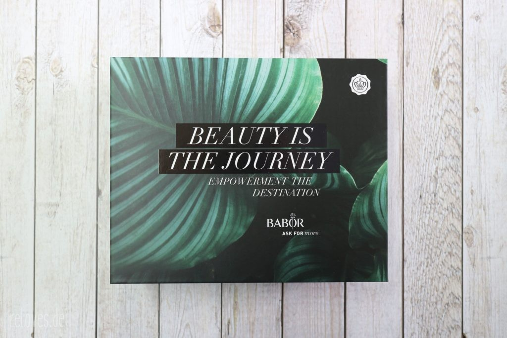 Glossybox loves Babor Edition
