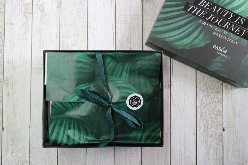 Glossybox loves Babor Edition 2019