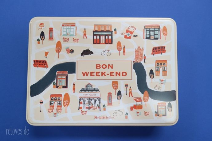 My Little Box - Bon Week-End Edition
