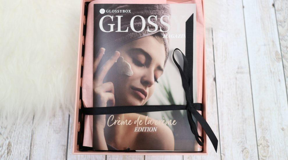 Glossybox Oktober - Créme de la créme Edition