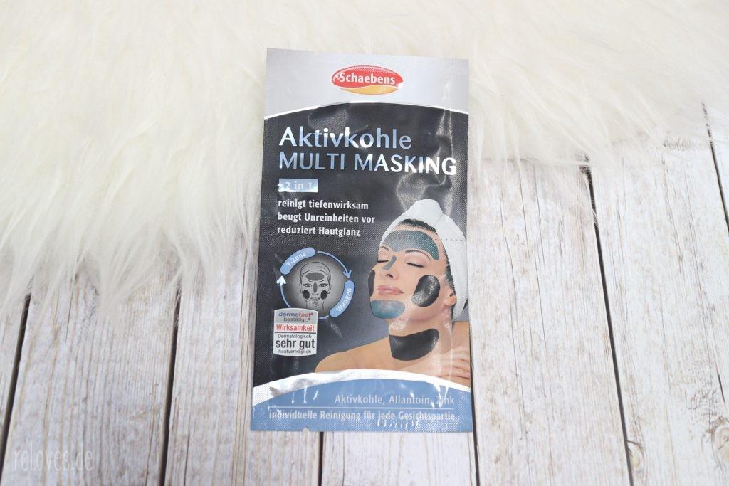 Goodie – Schaebens Aktivkohle Multi Masking 2 in 1