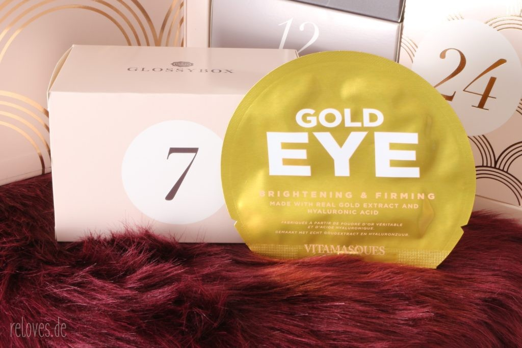 Vitamasque Gold Eye