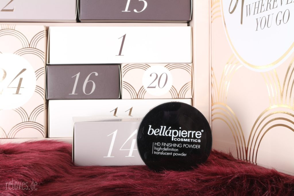 Bellápierre Cosmetics Ltd. HD Finishing Powder
