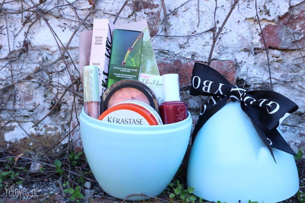 Glossybox Easter Egg