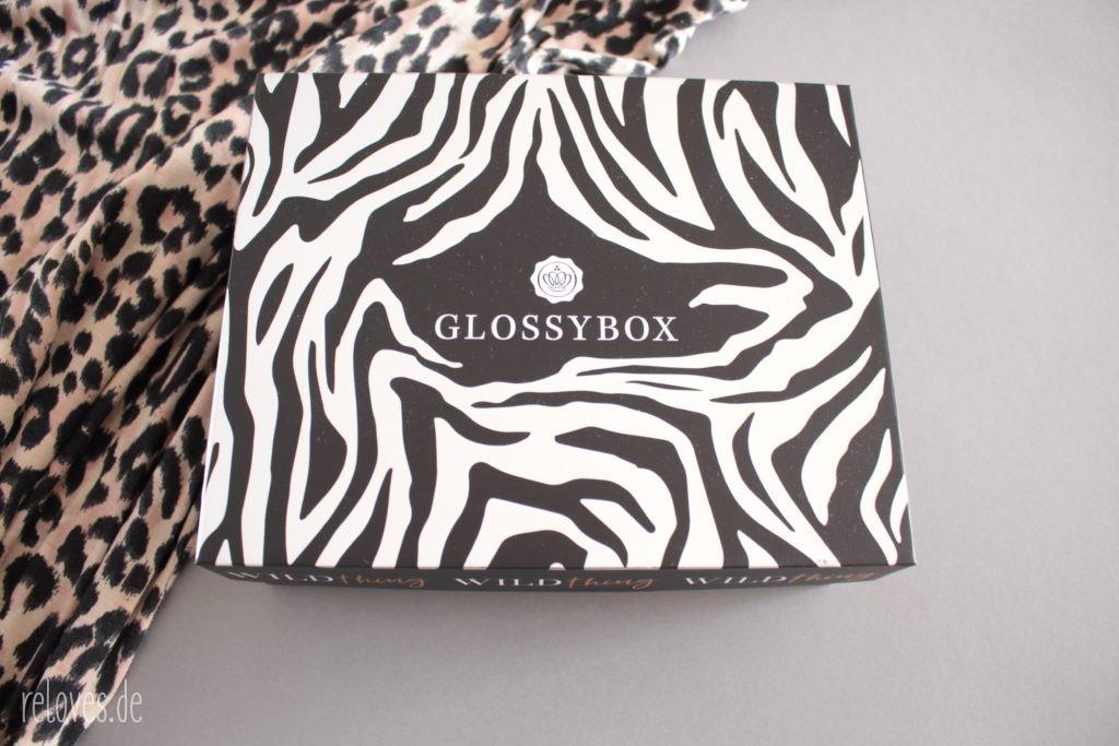 Glossybox Mai 2020 - Wild Thing Edition