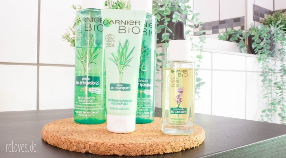 Garnier Bio Skincare Review