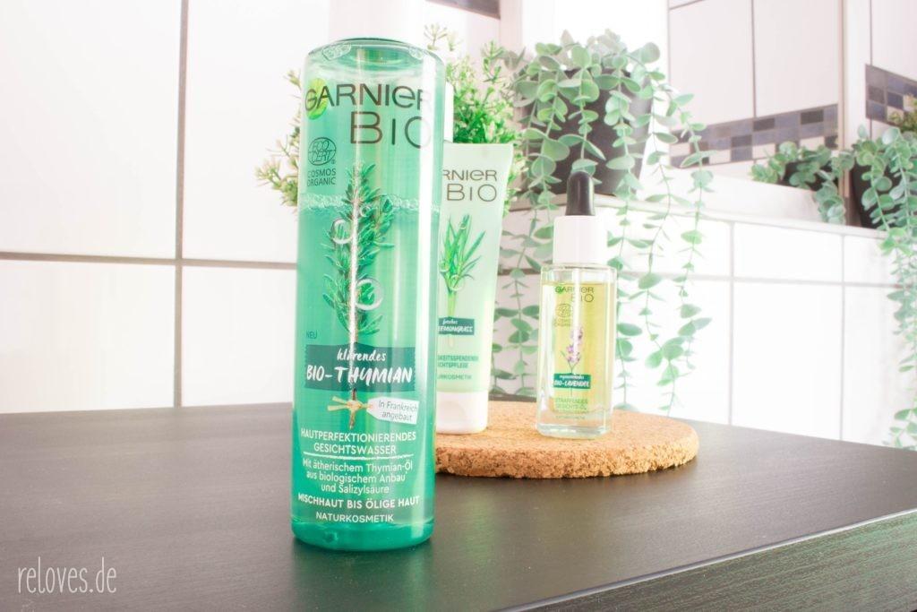 Garnier Bio - Hautperfektionierendes Gesichtswasser