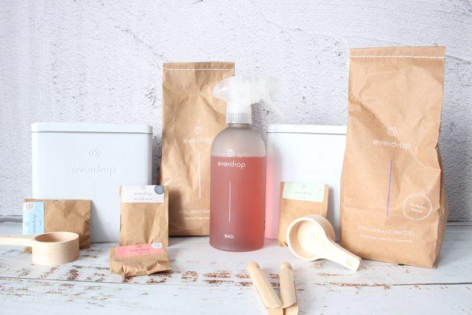 Everdrop - Nachhaltige Reinigungsmittel im Test