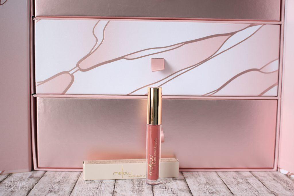 Mellow Cosmetics Liquid Lip Paint Auckland